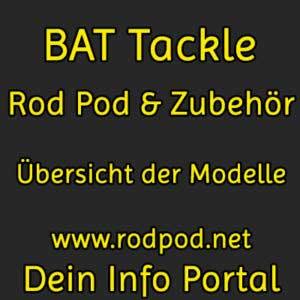 BAT Tackle Rod Pod