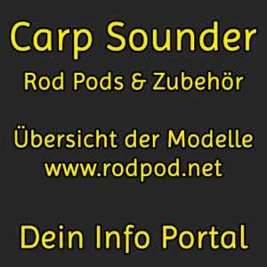 Carp Sounder Rod Pod