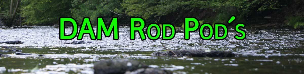 DAM Rod Pod und Zubehör
