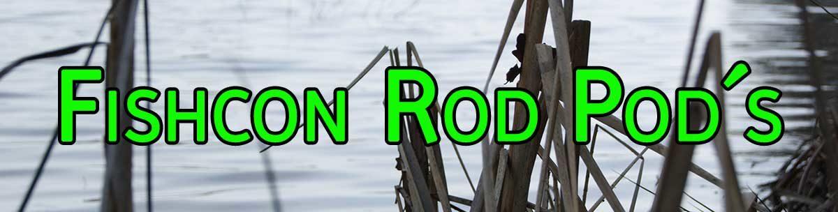 Fishcon Rod Pod und Zubehör