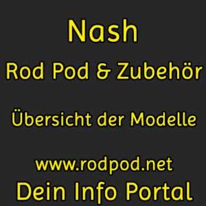 Nash Rod Pod