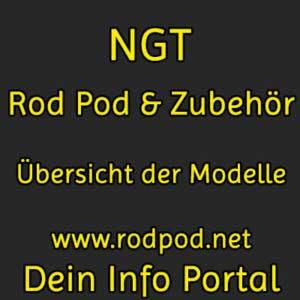 NGT Rod Pod