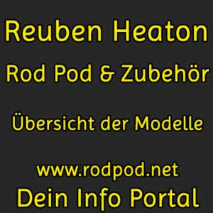 Reuben Heaton Rod Pod