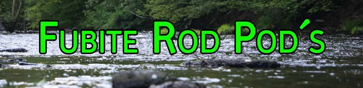 Fubite Rod Pod und Zubehör