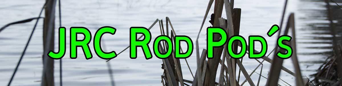 JRC Rod Pod und Zubehör
