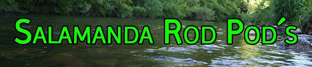 Salamander Rod Pod und Zubehör