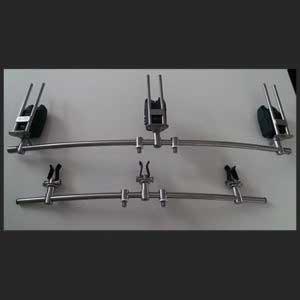 Rutenhalter Set