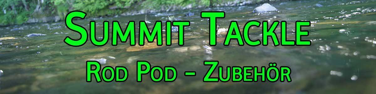 Sumit Tackle Rod Pod und Zubehör