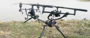 Rod Pod von Cygnet - Grand Sniper Pod