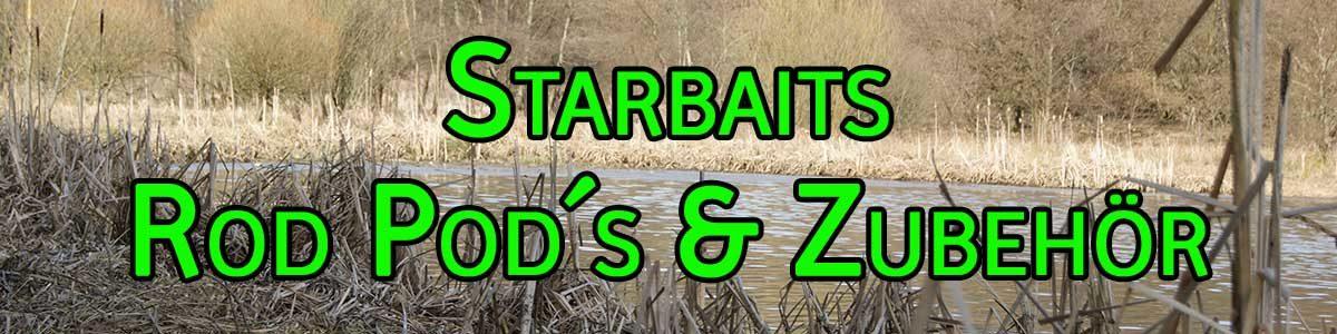 Starbaits Rod Pod und Zubehör